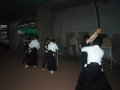 最後の巻藁練習