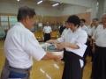 重陽社会 準優勝:近藤さん