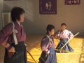 板橋先生、松高先生、北濱先生のよる、持ち的射礼