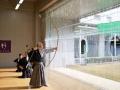 小紫先生・黒木先生・斎藤先生による一つ的射礼