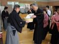 表彰式:白扇の部・黒木先生
