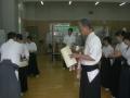 市民大会1位黒木昭州先生への優勝杯授与