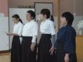 射会当番:宮下芳子さん、宮下公一さん、石川亜美さん、伊藤美知江さん