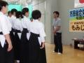 公益財団法人新座市体育協会中森マネージャーご挨拶