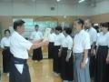 霞的の部優勝:簡野肇平さん 第2位:斎藤和子先生 第3位:近藤征昭さん