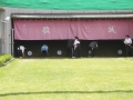 矢取り練習も行いました